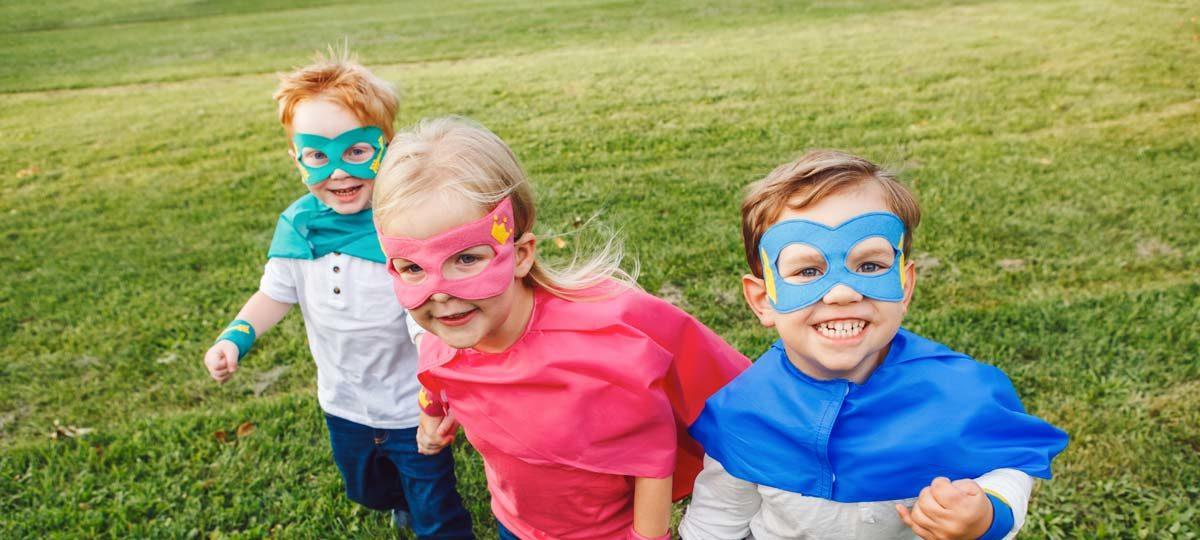 SoMA-Superheldinnen - Laufen für den guten Zweck