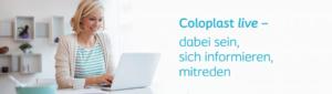 Coloplast Online Meeting Banner